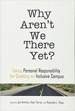 Why Aren't We There Yet? book cover image